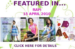 BeautifulSofea.com In RAPI 15 April