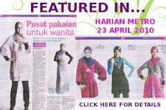 BeautifulSofea.com In Harian Metro