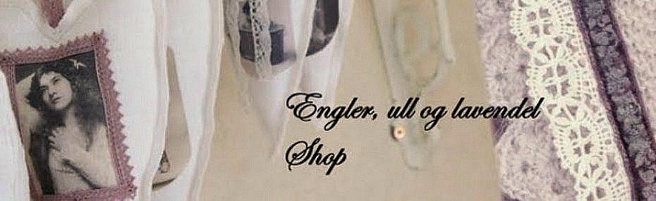 Engler, ull og lavendel Shop