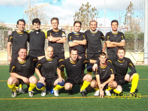 Dragones Negros temporada 2008-2009