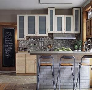 Dishing up design shelves or cabinets part ii