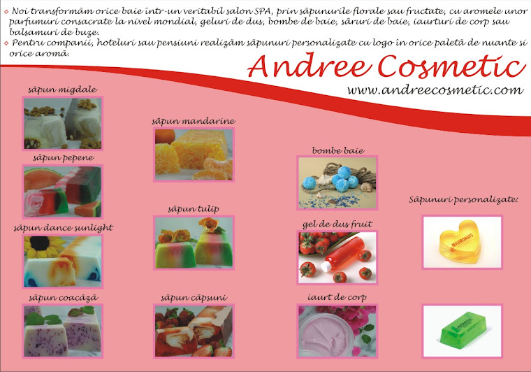 andree cosmetic-blog