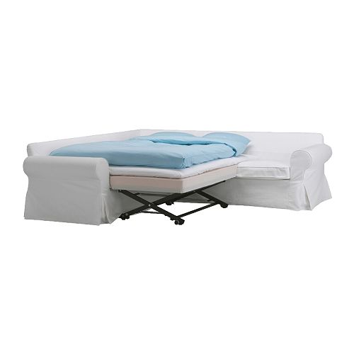 Ektorp divano letto angolare 2 2 destro divano letto - Copridivano ektorp 3 posti letto ...