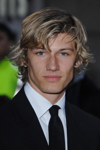 The Alex Pettyfer Surfer Hairstyle