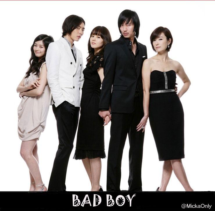 sinopsis singkat drama bad boy ini adalah drama yang mengisahkan