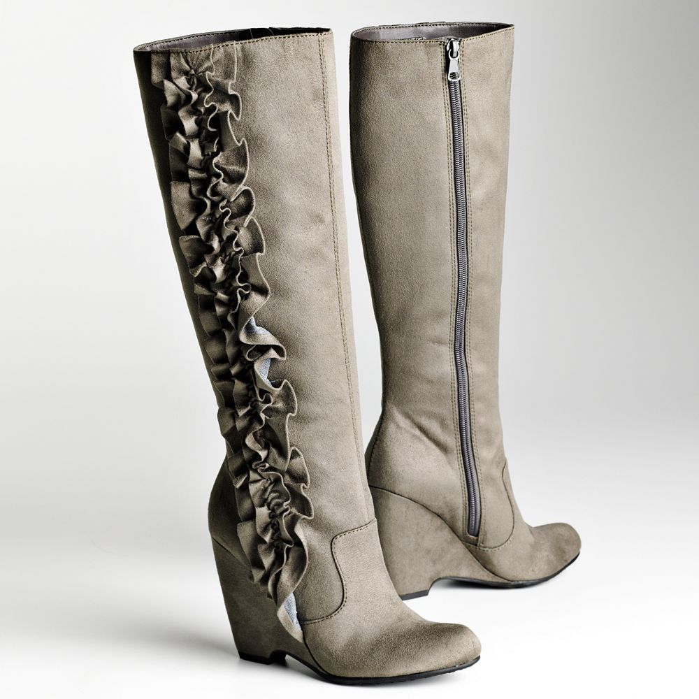asian fashion and style clothes in 2012 boots and