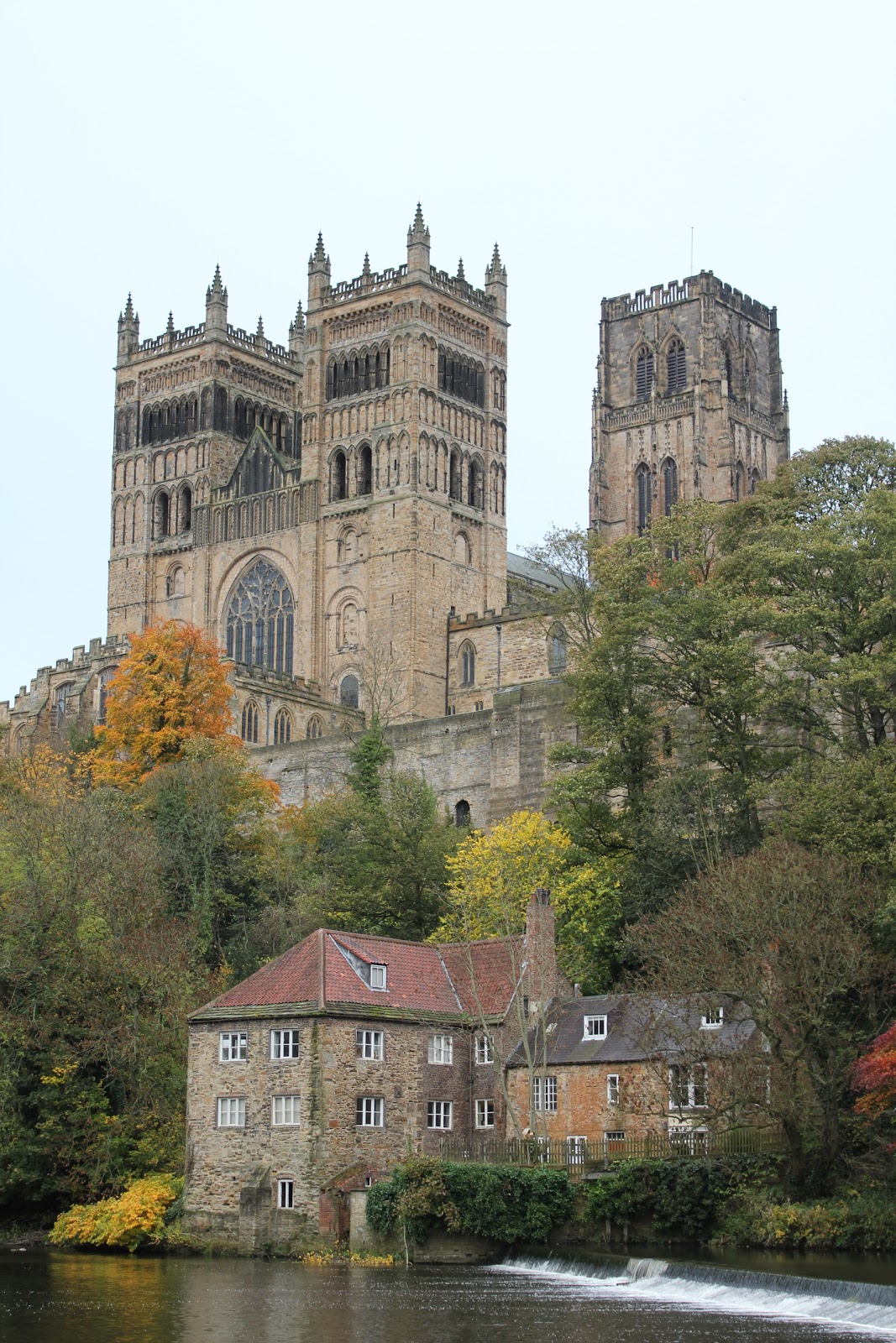 An Architectural Pilgrimage: Durham Cathedral