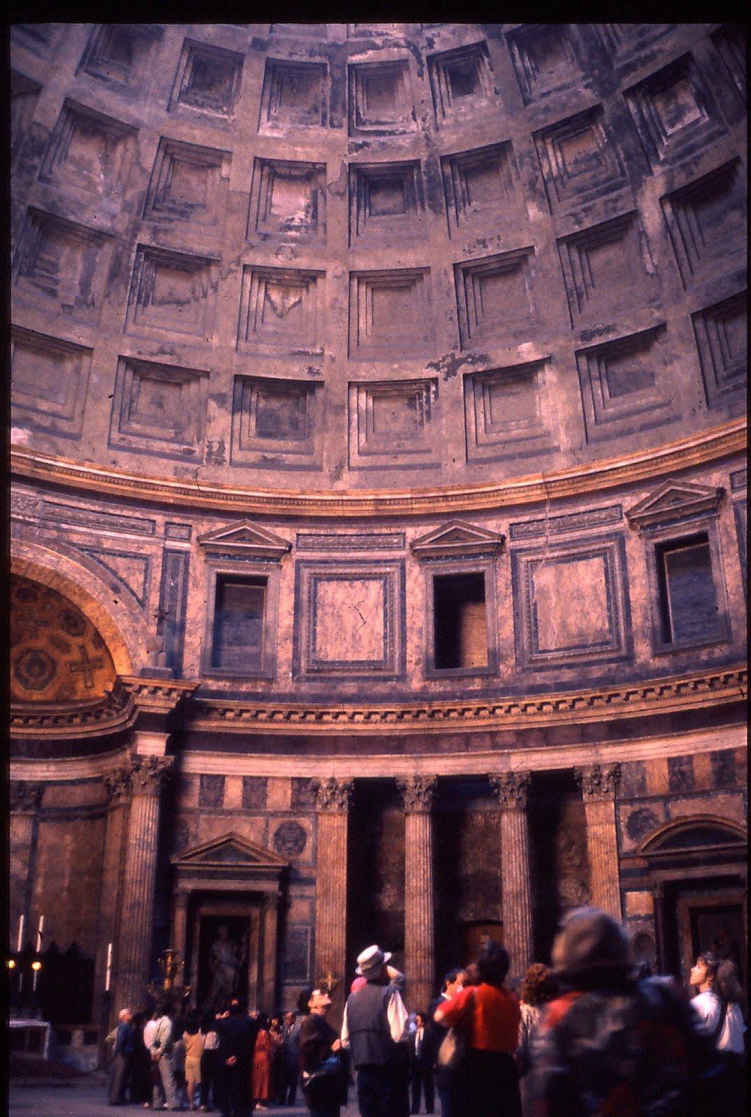 [Pantheon+interior]