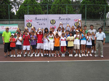 RemajaTenis BANDUNG 2010