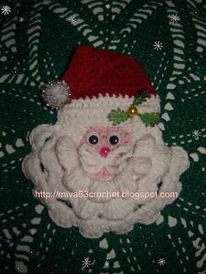 Este Santa lo hice siguiendo el Paso-a-Paso de mi querida amiga Rosely dcdd0184330