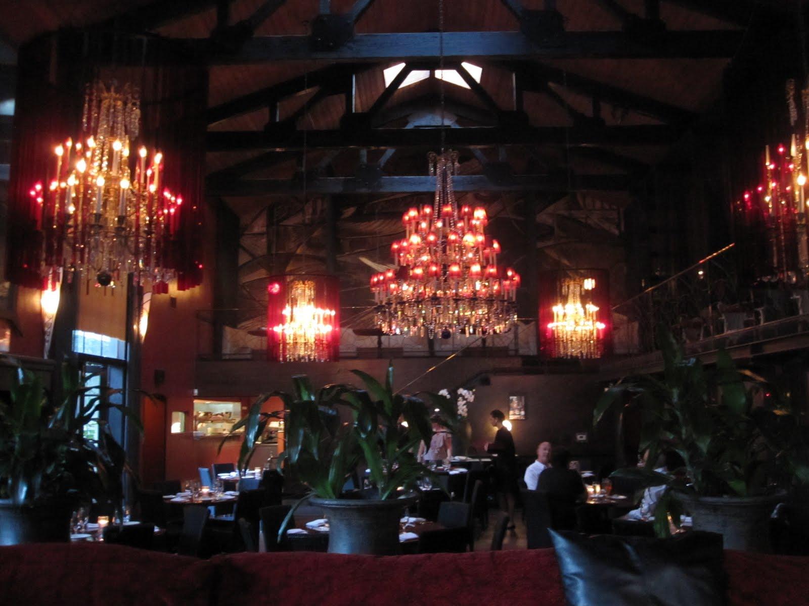 Cafe La Boheme  Santa Monica Blvd