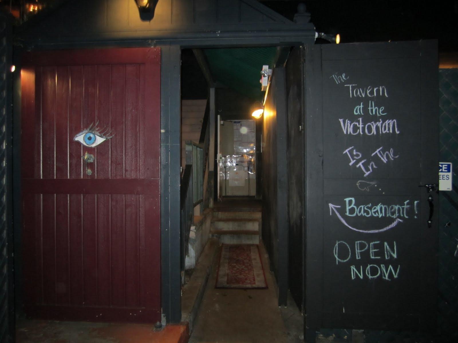the happy hour tour basement tavern