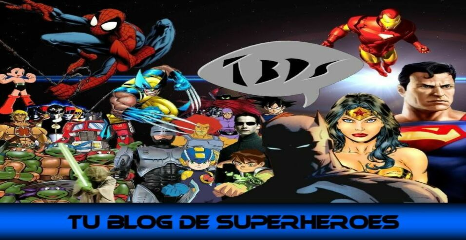 Tu Blog De Superheroes
