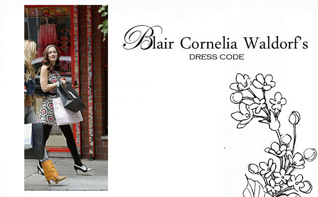 DressCode: Blair Waldorf