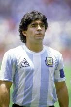"""Diego Maradona """"El Maximo"""""""