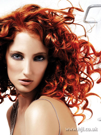 red hair highlights. brown red hair color pictures