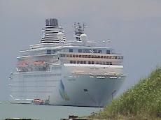 Island Star,  foi nosso hotel flutuante