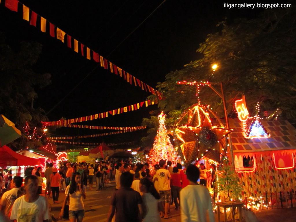 Snapshots Of Iligan Christmas Candy Wonderland At