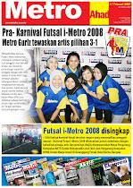 Futsal Vs Metro