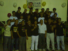 Oas Chapter 30th Anniversary