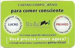 CARTÃO CORPO ATIVO META REAL