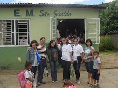 Porciúncula/RJ - Visita da REMEC/RJ em Porciúncula