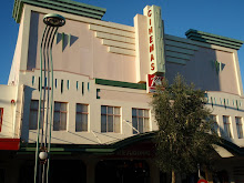 Art Deco building, cinema in Hastings