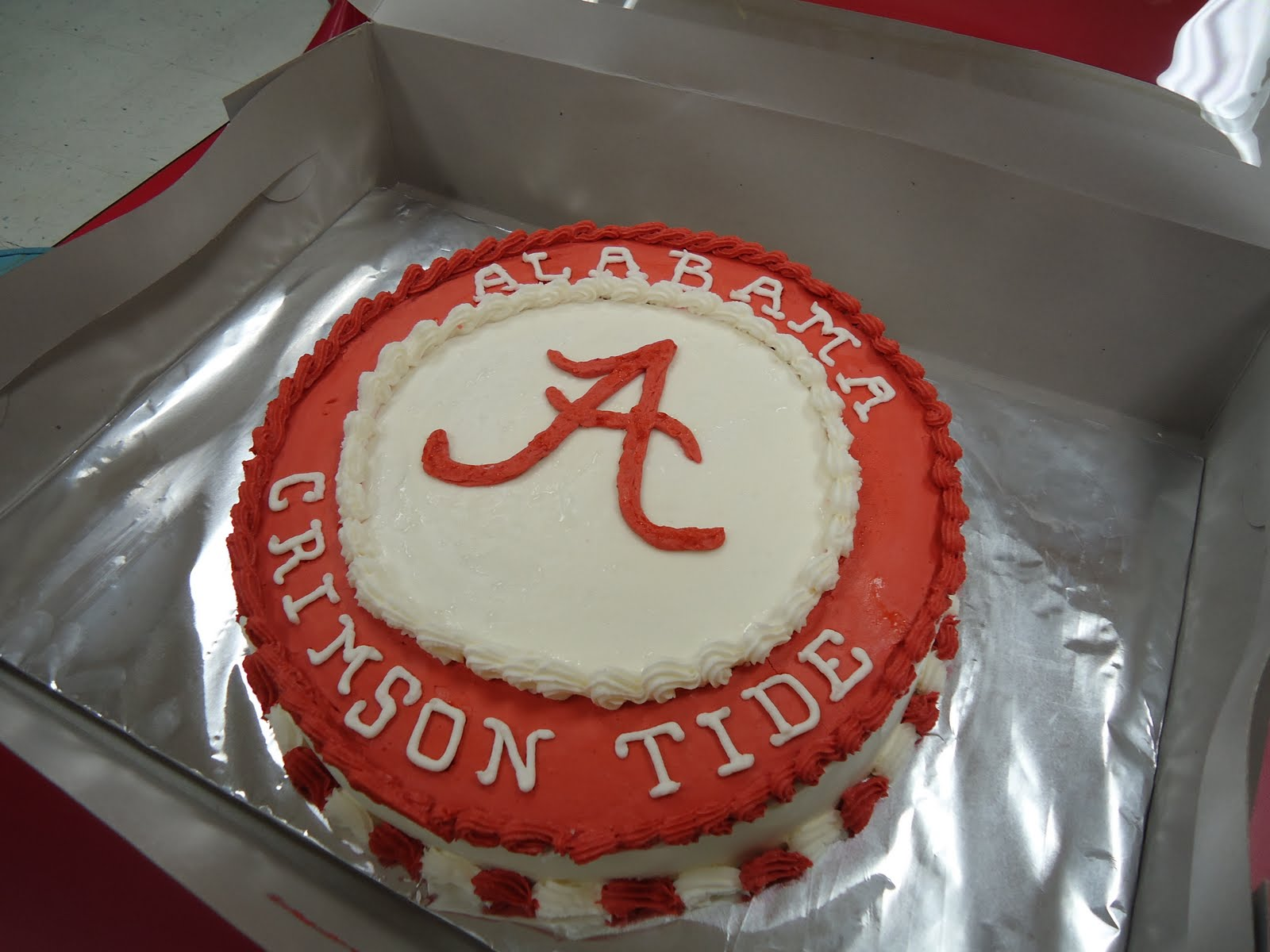 College Football on ESPN - Official Site Alabama football cake images