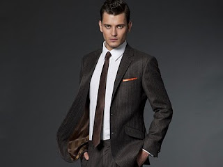 Indochino Alchemist Brown Suit