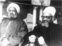 Sheikhul Azhar Dr. Abdul Halim Mahmud dan Imamul Azhar Sheikh Al-Ja'fari