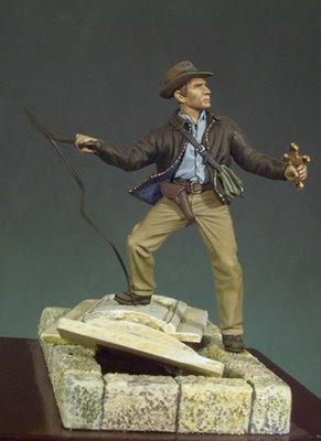 Miniatura Indiana Jones Andrea
