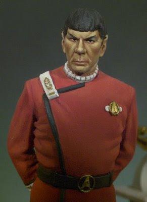 Miniatura Spock Andrea