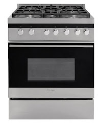 The gas stove