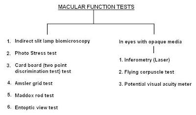 hirschberg test procedure