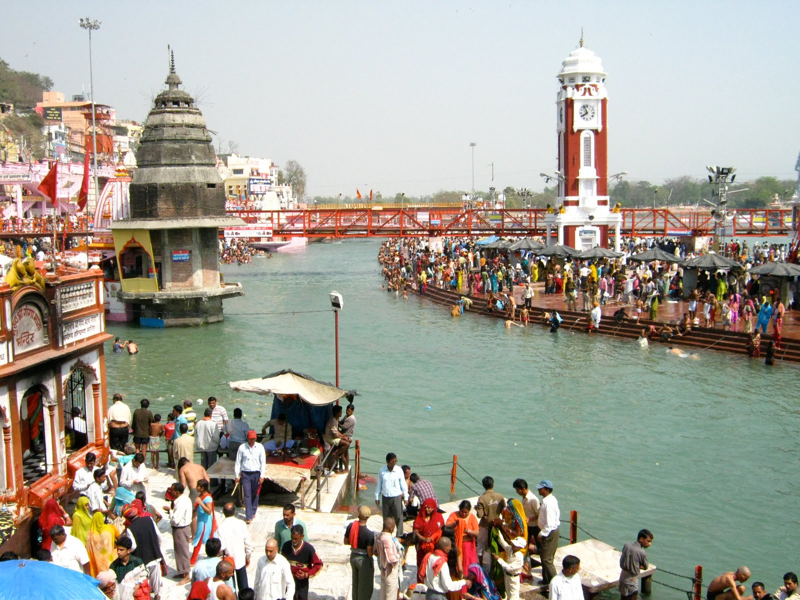 Blissed Out In Paradise Har Ki Pauri Sacred Ghat