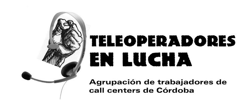 Teleoperadores en Lucha