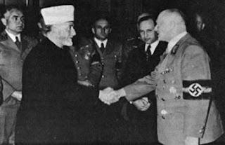Terror religioso. Coartadas teológicas [HistoriaC] - Página 2 Husseini+y+los+nazis