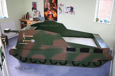 tank yatak modelleri