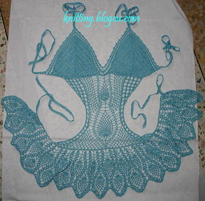 BIKINI CROCHET MICRO PATTERN | FREE PATTERNS