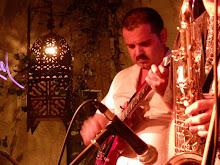 Gregorio Mármol en Jazzazza