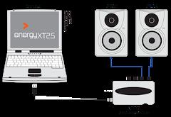USB input speaker to netbook