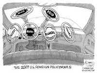 The US Foreign Policy Mobile