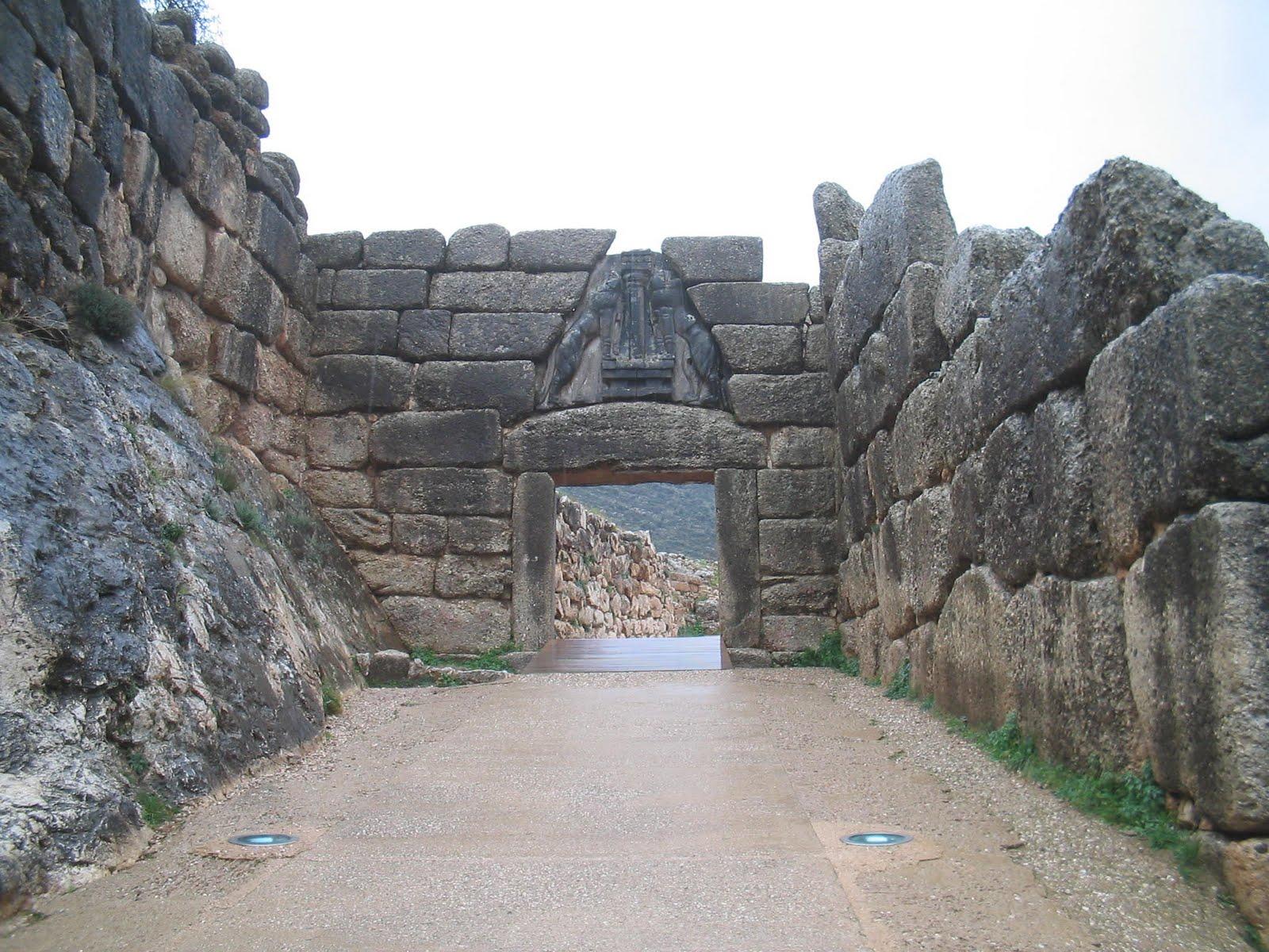 OMAIMON PARADOSIS: Ancient Corinth - Mycenae - Nafplion ...