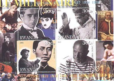 20. RWANDA