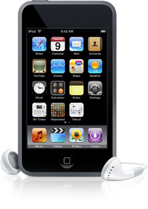 Latest gadgets and technology news: Apple iPod Touch 4th Generation Review