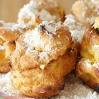 Cream Puff Recipe