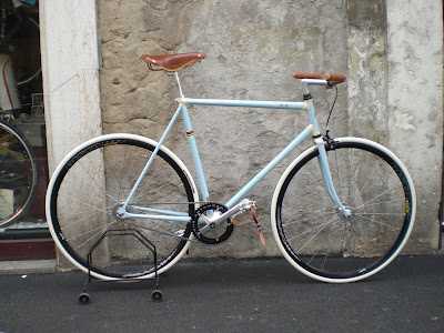 Bikes Gear on Italian Cycling Journal  The Latest Fixed Gear Bikes From Chesini