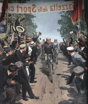 ITALIAN CYCLING JOURNAL: 1909 Giro d'Italia History