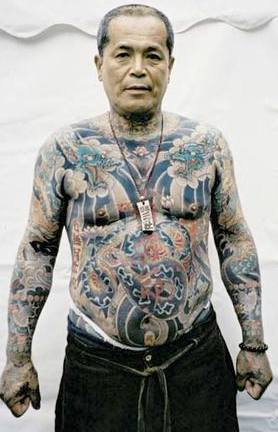 Yakuza Tattoo » Yakuza Tattoos