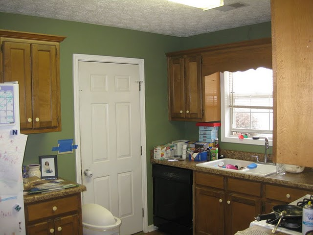 We Decided To Push Our Entry Door From The Garage Out Into The Garage About  3 Feet To Open The Space And Make The Kitchen Into An U201cLu201d Shape And Use The  ...